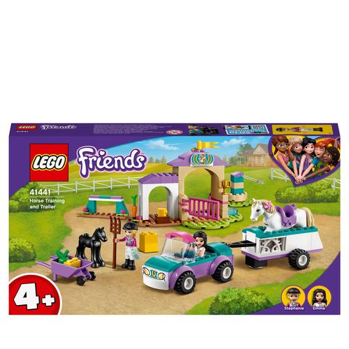 LEGO FRIENDS ADDESTRAMENTO EQUESTRE E RIMORCHIO 41441