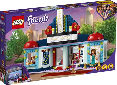 LEGO FRIENDS IL CINEMA DI HEARTLAKE CITY 41448