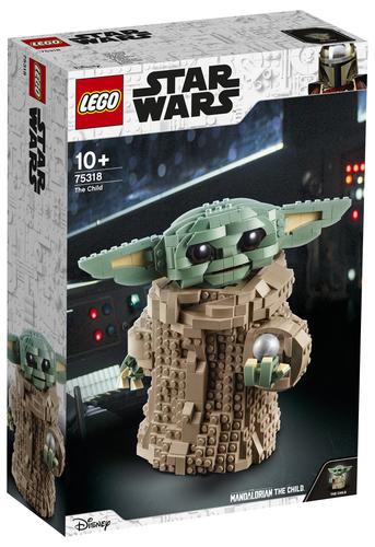 LEGO STAR WARS IL BAMBINO 75318