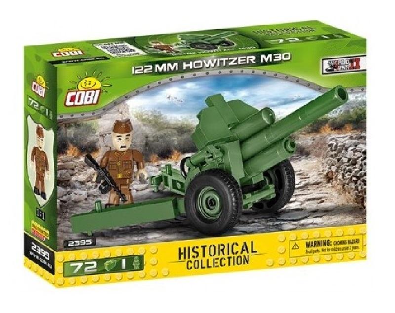 COBI 122 MM HOWITZER M1938 M 2395