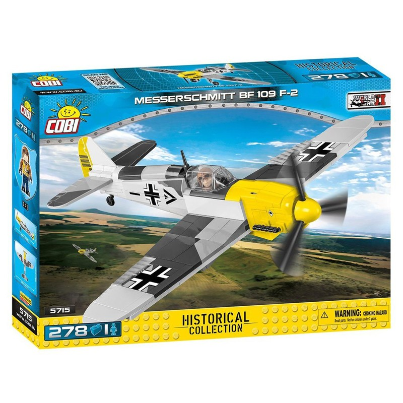 COBI MESSERSCHMITT BF 109 F-2 5715