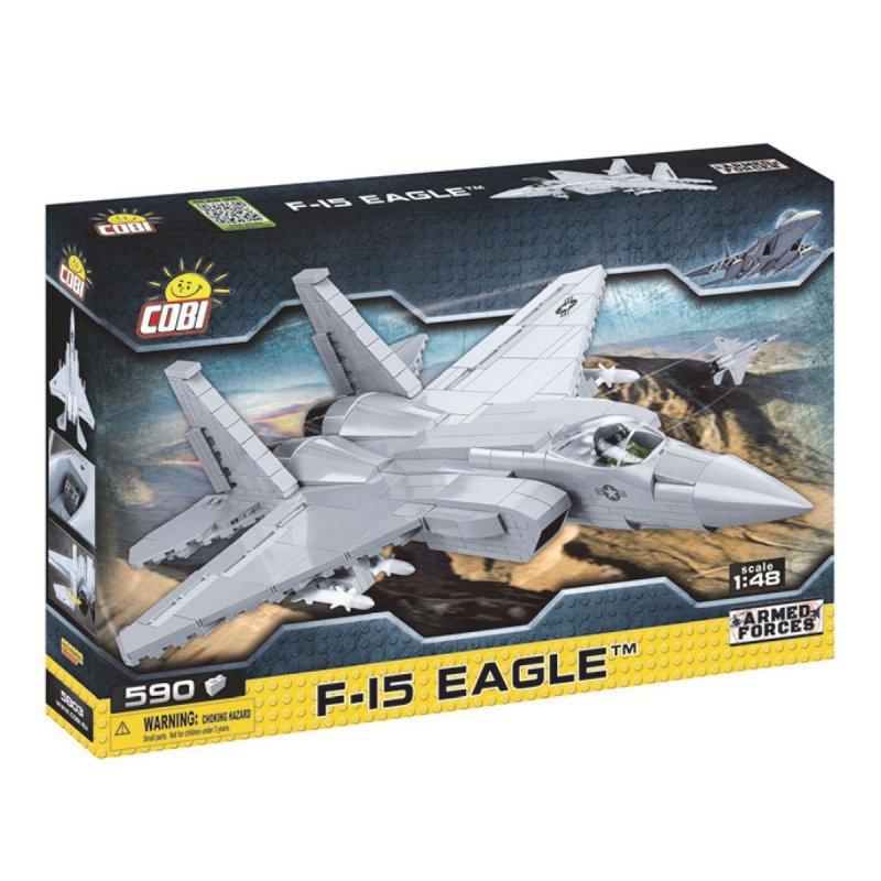 COBI F-15 EAGLE ARMED 5803