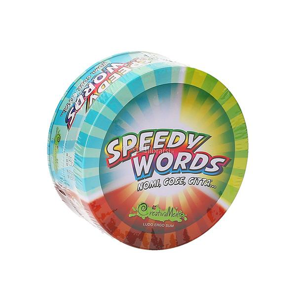 CREATIVAMENTE SPEEDY WORDS: NOMI COSE E CITTA'