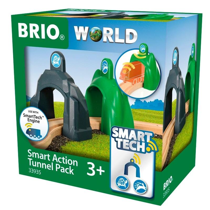 BRIO SMART TECH ACTION TUNNELS 33935