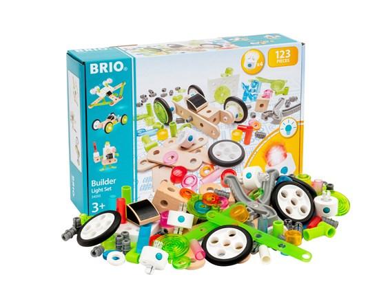 BRIO SET DI LUCI BUILDER 34593