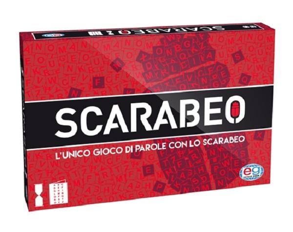 EDITRICE GIOCHI NUOVA EDIZIONE DI SCARABEO GIOCO DA TAVOLO 6033993/1052302