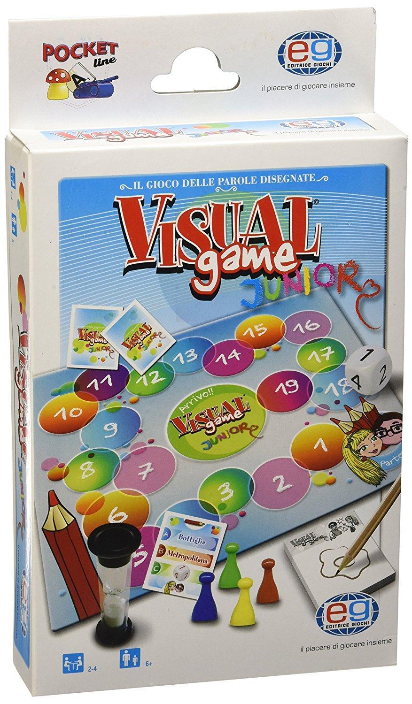 EDITRICE GIOCHI VISUAL GAME TRAVEL 6034019