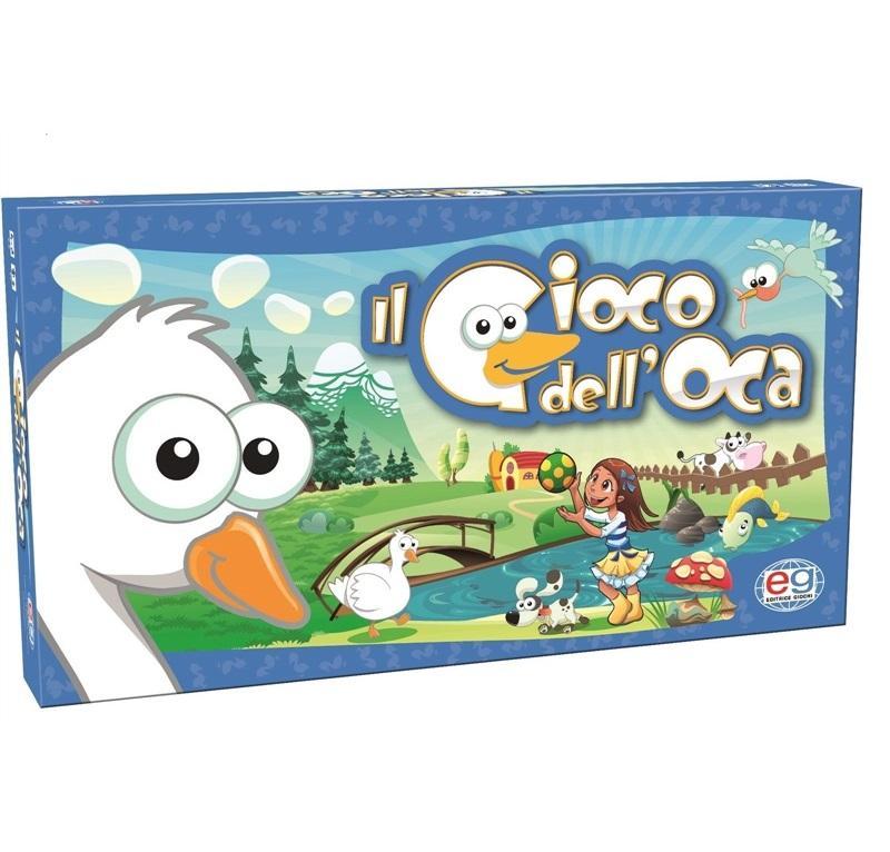 GIOCO DELL'OCA 1287