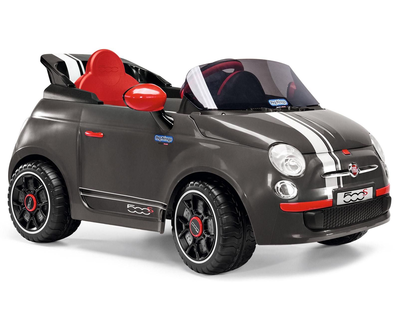 PEG PEREGO AUTO ELETTRICA FIAT 500 S IGED1171
