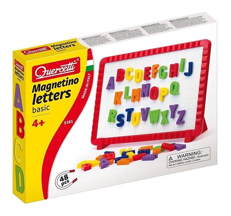 QUERCETTI MAGNETINO LETTERS BASIC 5181