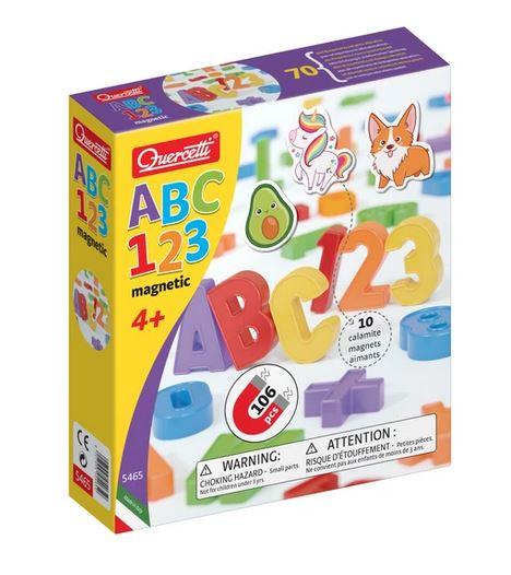 QUERCETTI ABC 123 MAGNETIC 5465