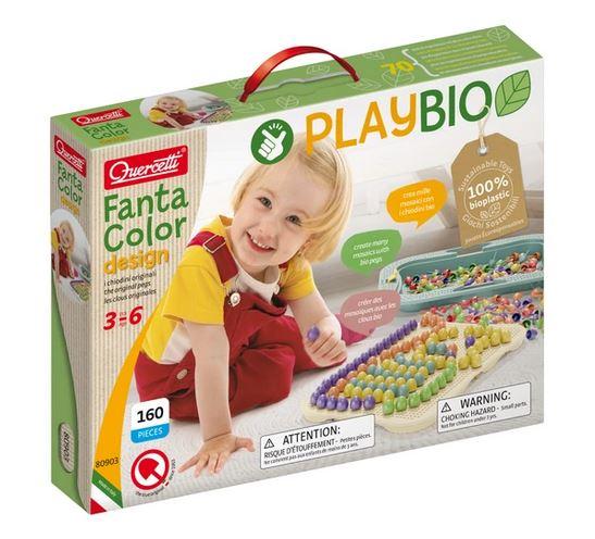 QUERCETTI PLAY BIO FANTACOLOR DESIGN 80903