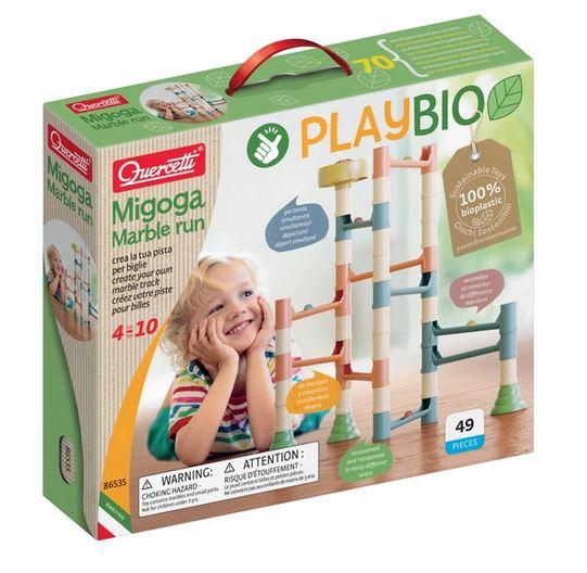 QUERCETTI PLAY BIO MIGOGA MARBLE RUN 86535
