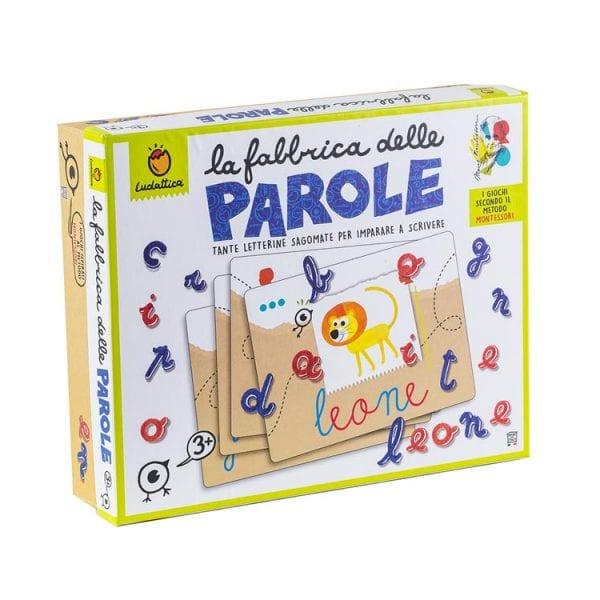 MONTESSORI LA FABBRICA DELLE PAROLE 71494