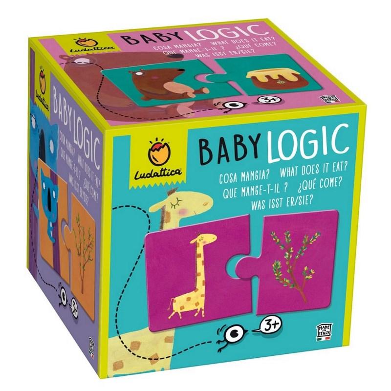 LUDATTICA BABY LOGIC - COSA MANGIA? 81844