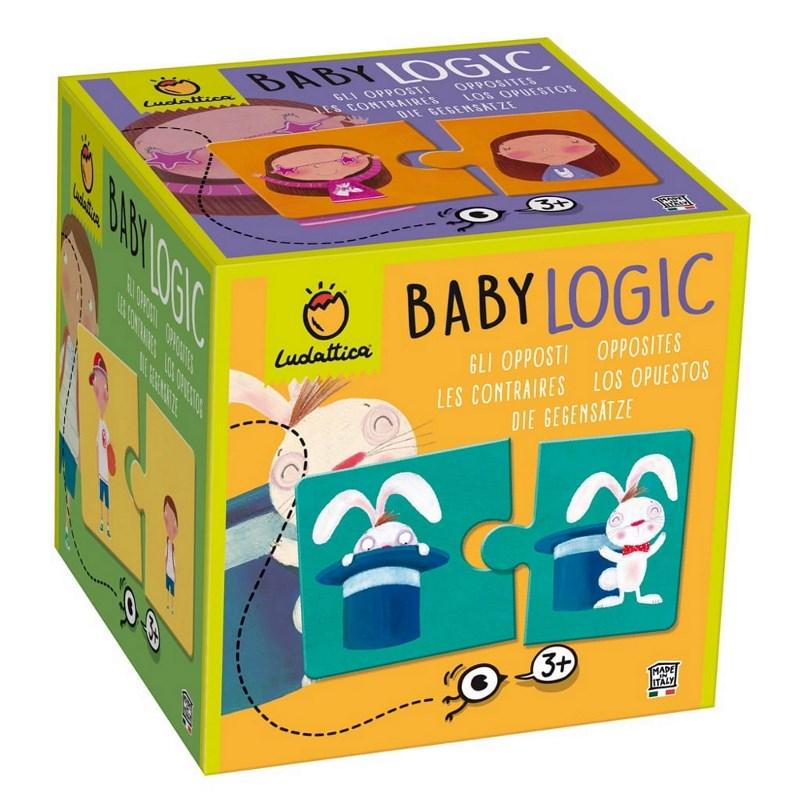 LUDATTICA BABY LOGIC - GLI OPPOSTI 81868