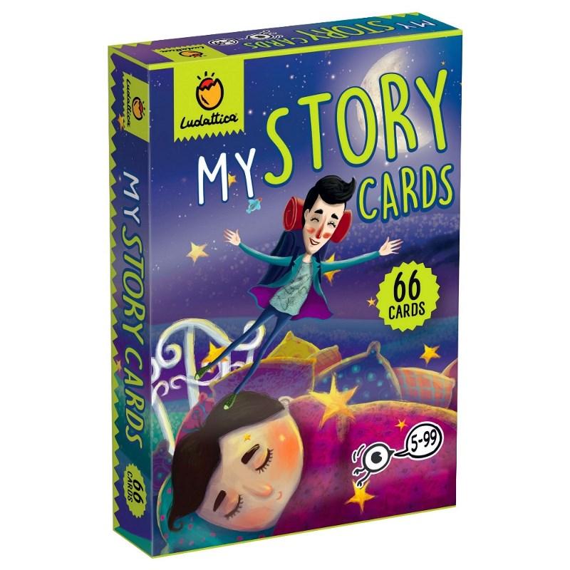 LUDATTICA MY WONDERFUL STORY CARDS 82032