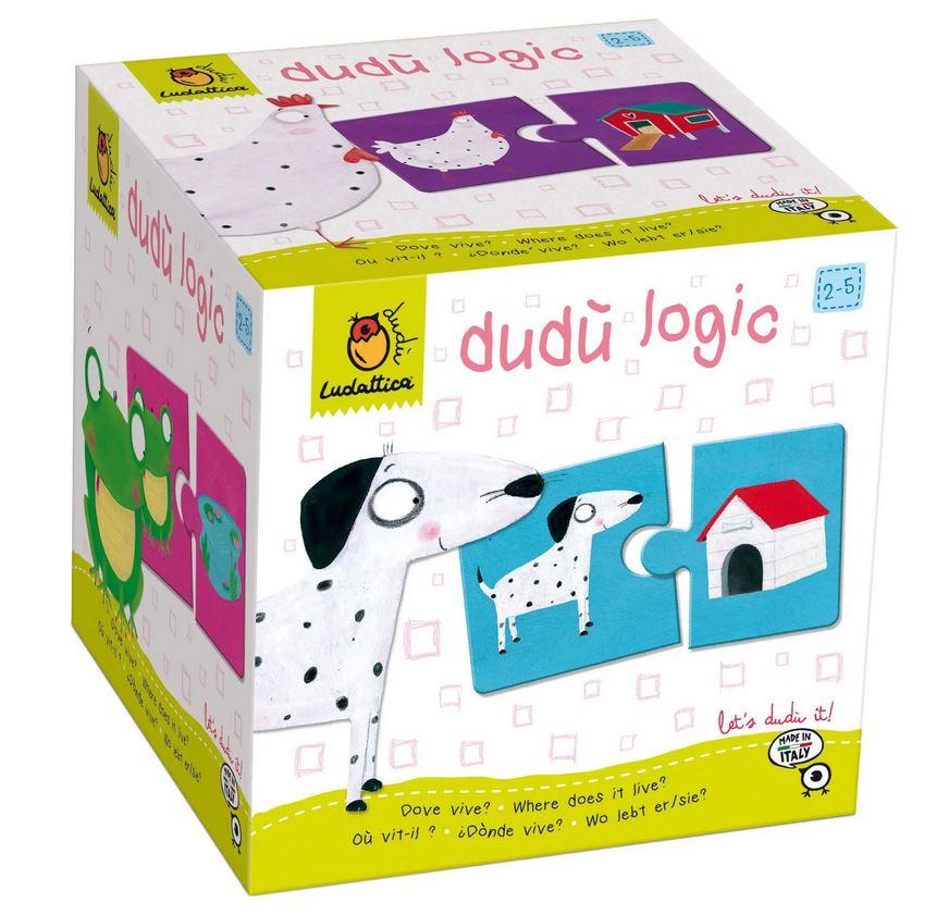 LUDATTICA DUDU' LOGIC DOVE VAI? 20590