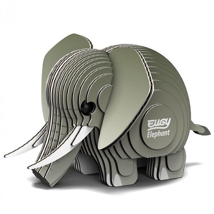 EUGY 3D MODEL: ELEPHANT EUGY