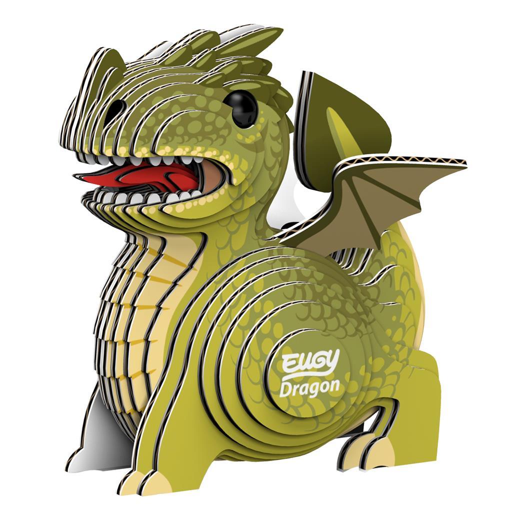 EUGY 3D MODEL: DRAGON EUGY