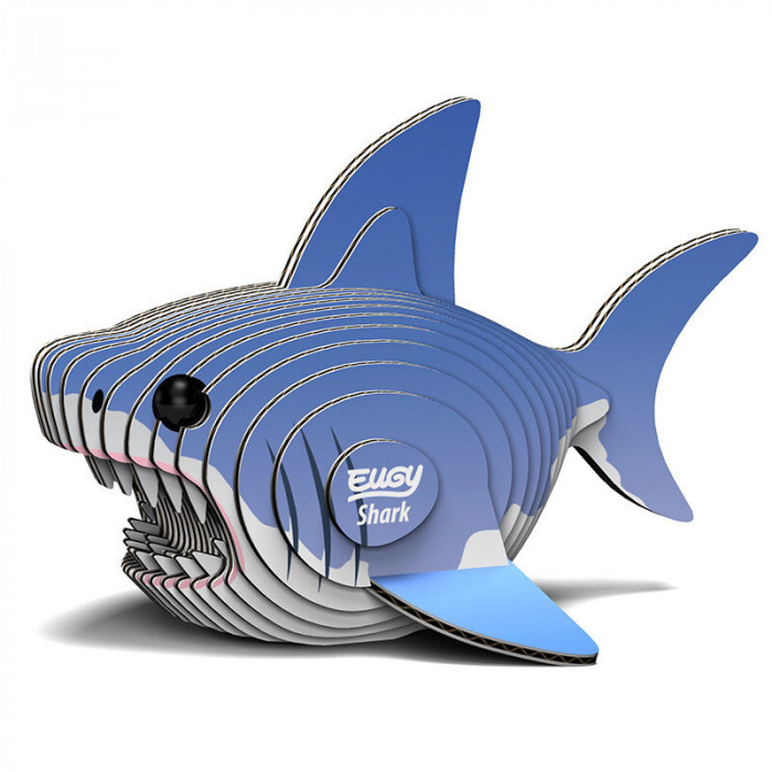 EUGY 3D MODEL: SHARK EUGY