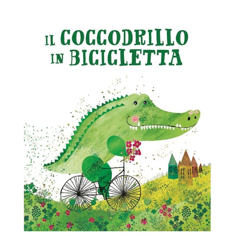 SASSI EDITORE IL COCCODRILLO IN BICICLETTA