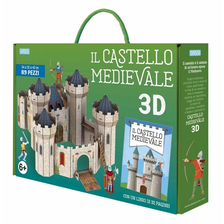 SASSI EDITORE 3D MODELS - IL CASTELLO MEDIEVALE