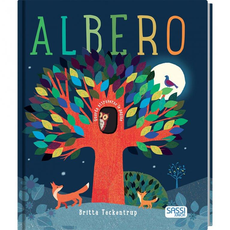 SASSI EDITORE PICTURE BOOK - ALBERO