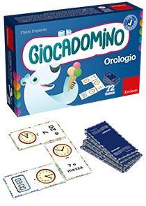 ERICKSON GIOCAMONDO - L'OROLOGIO