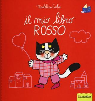 LISCIANI GIOCHI IL MIO LIBRO ROSSO 10471