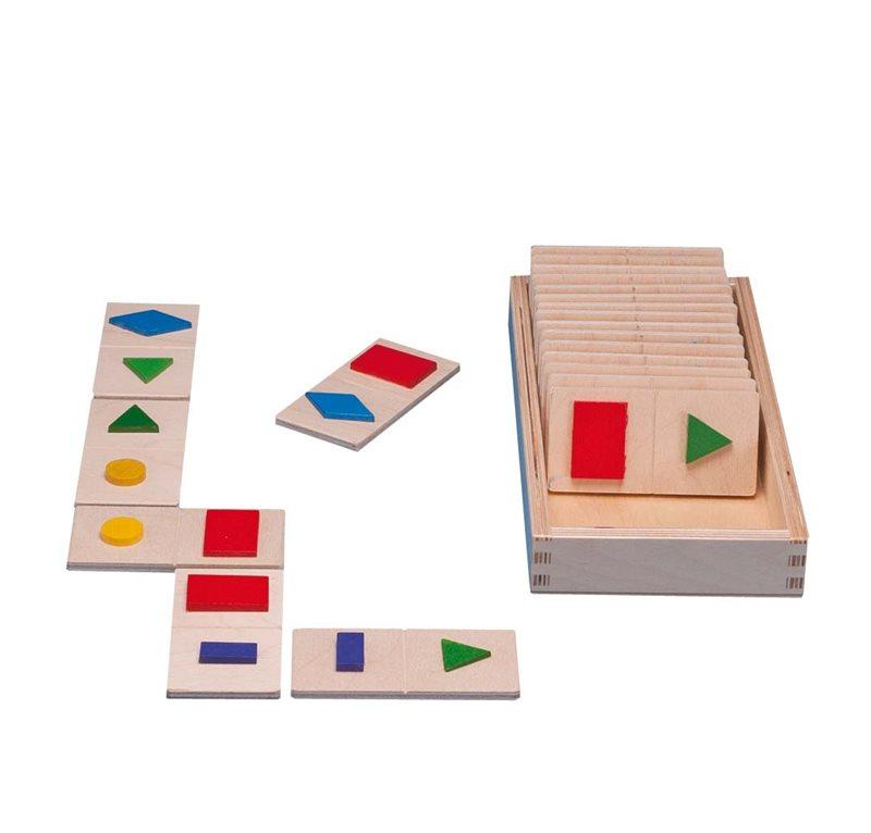 EDUCO DOMINO DELLE FORME