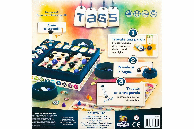 ASMODEE  TAGS 9725