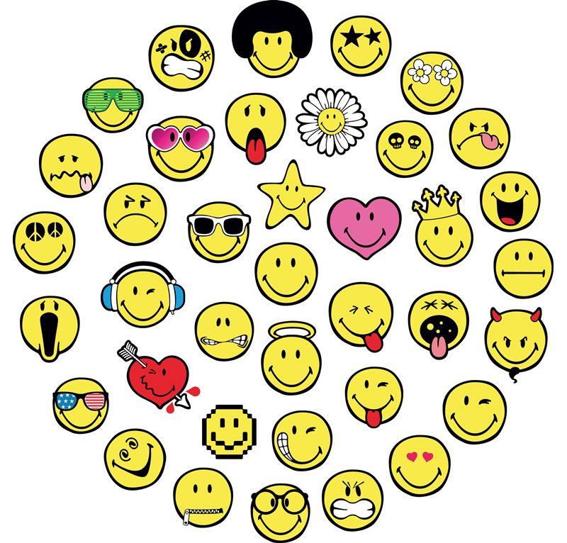 CREATIVAMENTE STAMPO SMILEY