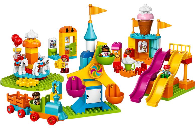 LEGO DUPLO IL GRANDE LUNA PARK 10840
