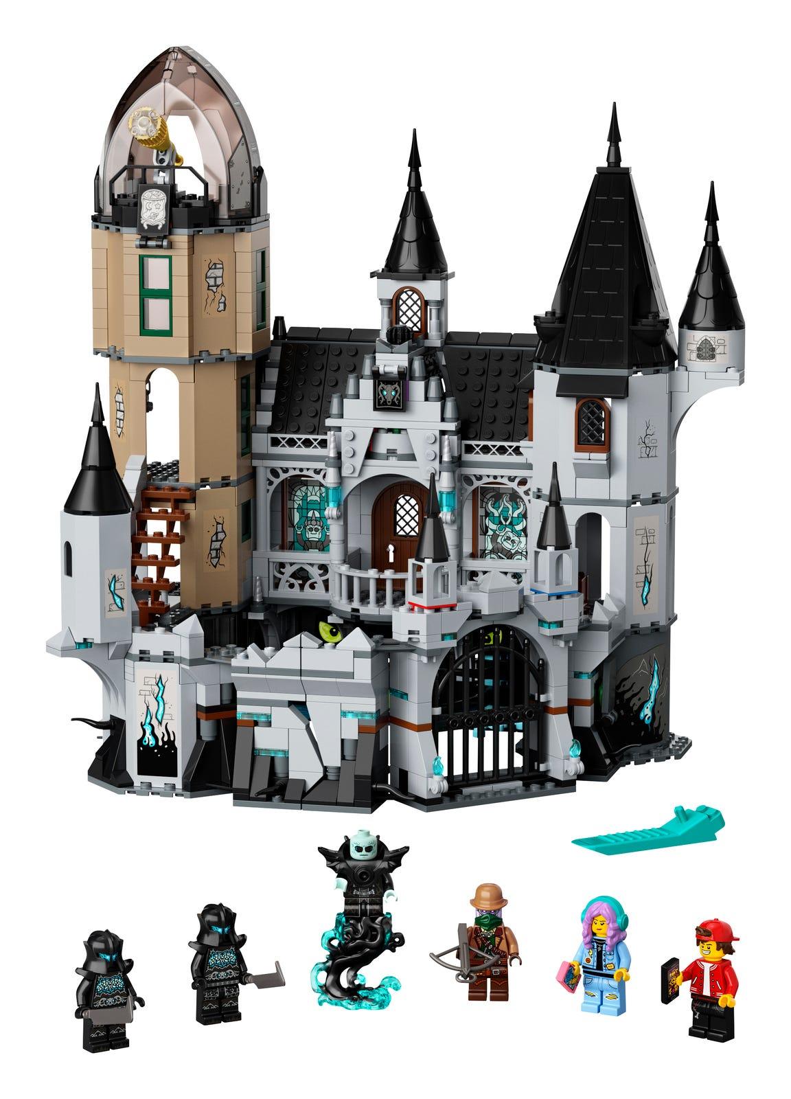LEGO HIDDEN SIDE IL CASTELLO MISTERIOSO 70437