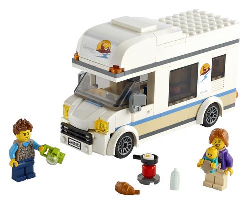 LEGO CITY CAMPER DELLE VACANZE 60283