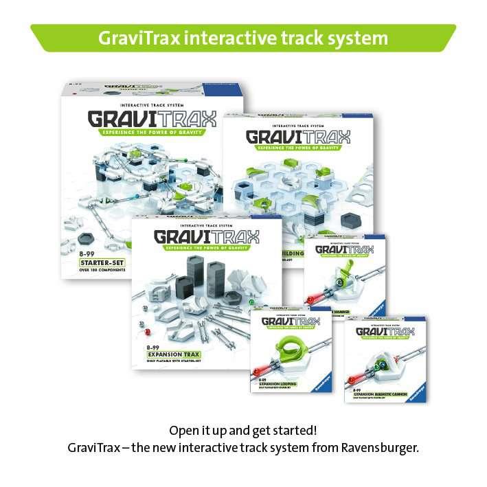 RAVENSBURGER GRAVITRAX - STARTER SET 27597