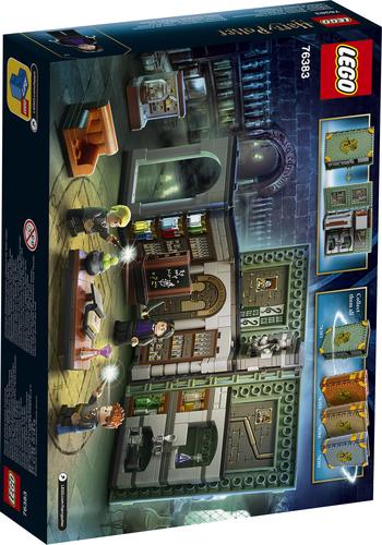 LEGO HARRY POTTER LEZIONE DI POZIONI A HOGWARTS 76383